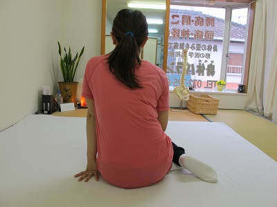yokosuwari